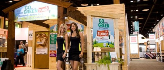 Trade Show Booth Exhibitors : Trade show booth displays tips for first time exhibitors