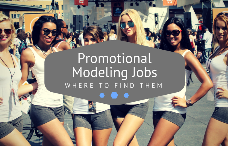 promotional modeling jobs