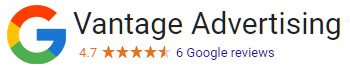 Vantage Advertising google plus reviews