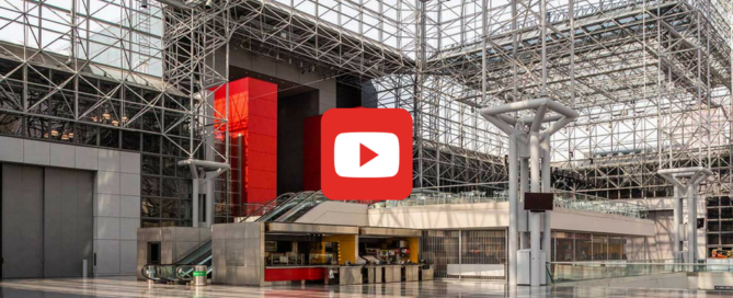 Finding your way around the Javitz Center