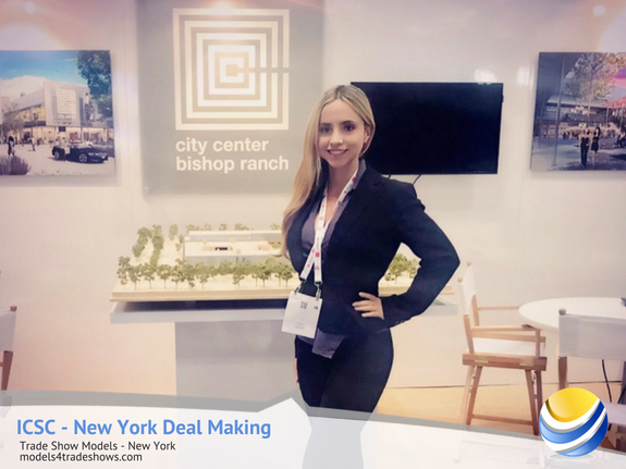 New York Trade Show Models